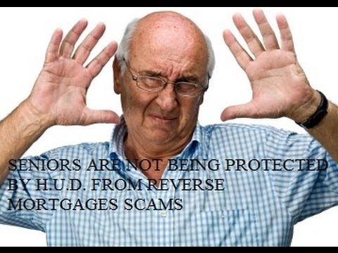 HUD is Allowing Foreclosures on Reverse Mortgage Seniors