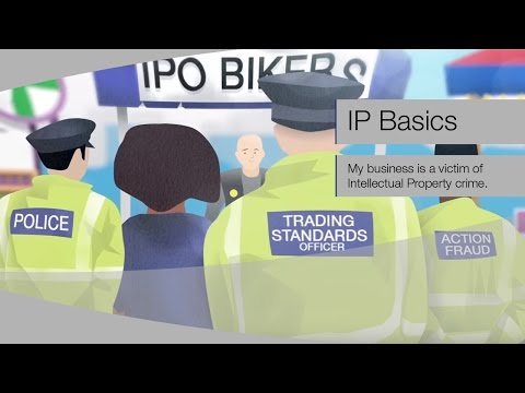 IP BASICS: My business is a victim of IP Crime