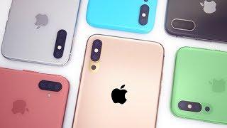 iPhone 9 et iPhone XI : Les Grandes Nouveautés ! (rumeurs)