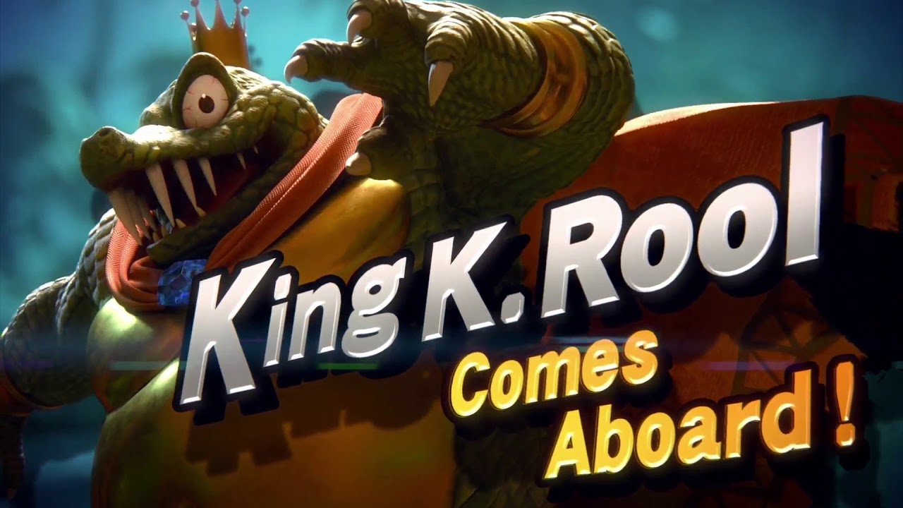 Image result for smash ultimate king k rool