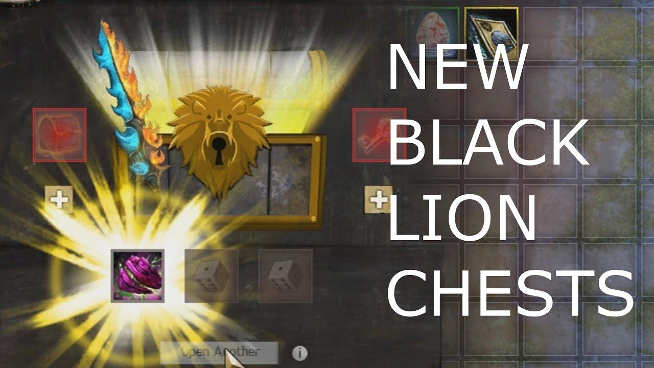 using 25 black lion chest keys spring synergy guild wars 2 youtube. Black Bedroom Furniture Sets. Home Design Ideas