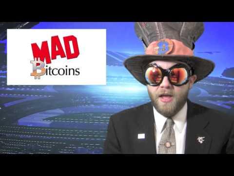 Seattle Bitcoin ATM -- MasterCard Lobbies on Bitcoin -- Rand Paul has Ideas
