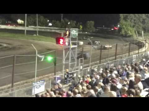 Redwood Speedway Sport Mod feature 8/21/16 part 3