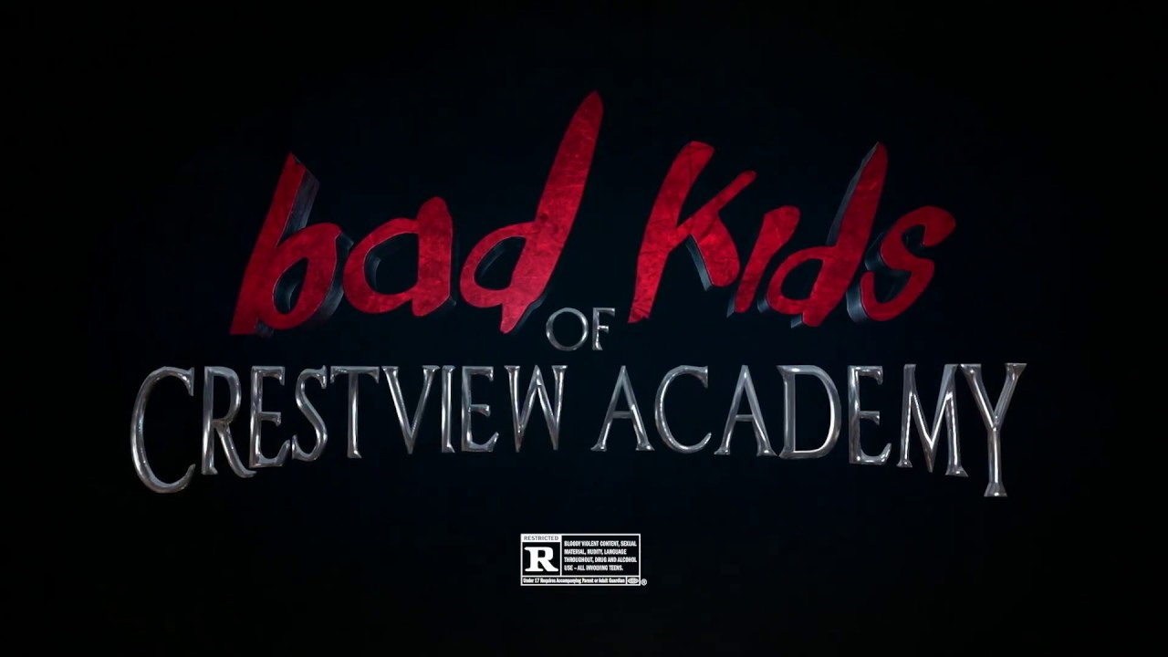 Bad Kids of Crestview Academy 30 second audience spot