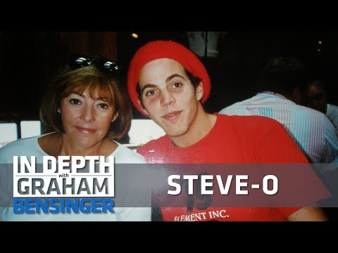 Steve-O: Alcoholic mom faked terminal cancer