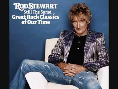 Rod Stewart - Love Hurts