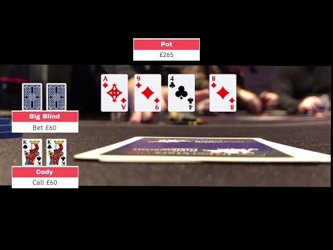 London casino poker