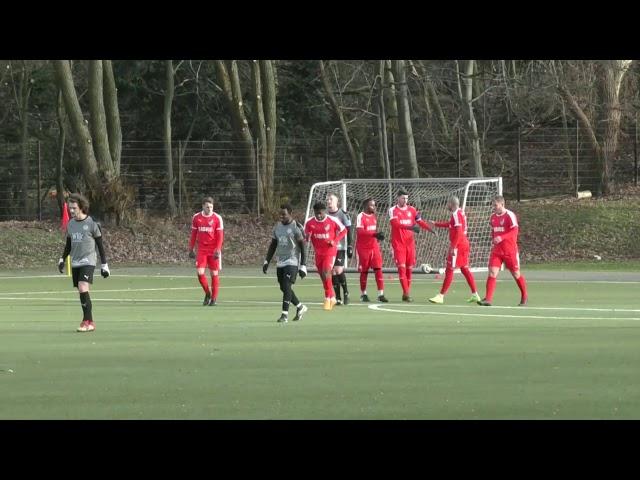 Testspiel SG Wattenscheid 09 - TSV Steinbach I 19.01.19