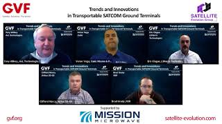 Webinar: Trends and Innovations in Transportable SATCOM Ground Terminals