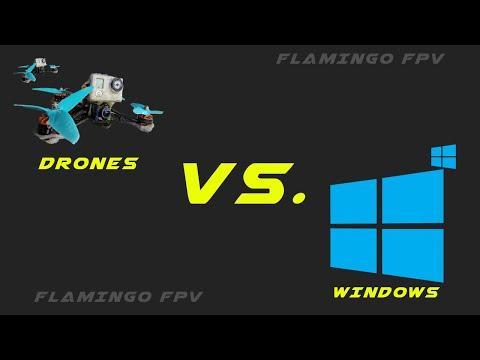 FLAMINGO FPV - Drones Vs Windows