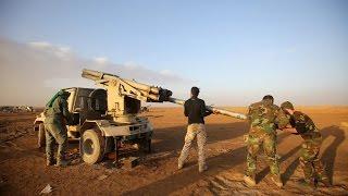 أخبار عربية - الجيش يشن هجوماً شرق الموصل ويفتح جبهة جديدة في غربها