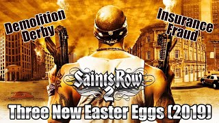 Download Saints Row 2 - Three New Easter Eggs (2019) Mp3 and Videos