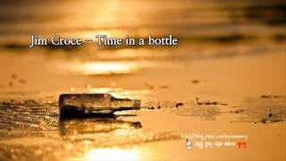 Gambar cover Jim Croce  - Time in a bottle