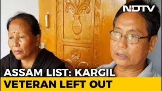 Left Out From Assam's List, Soldier, Teacher, Farmer Demand Answers