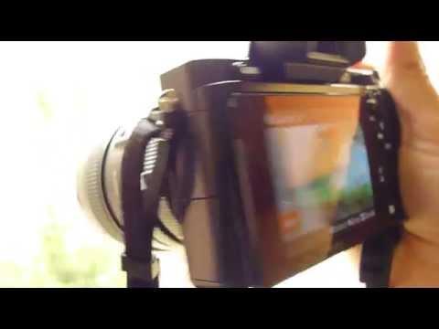 King Canon EF to Nex mount AF adapter
