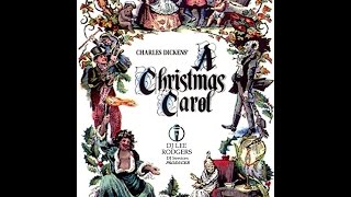 A CHRISTMAS CAROL - FULL AudioBook - by Charles Dickens