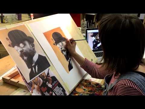 artiazza Artist of the Month März 2018: Gaby Bähler