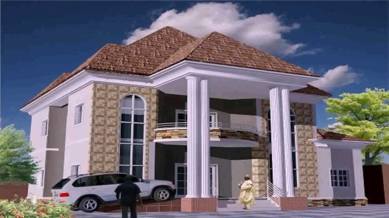 Duplex house design in nigeria youtube for Interior home designs in nigeria