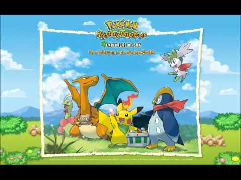 Pokemon- Mystery Dungeon Explorers of Sky- Temporal Tower- Music