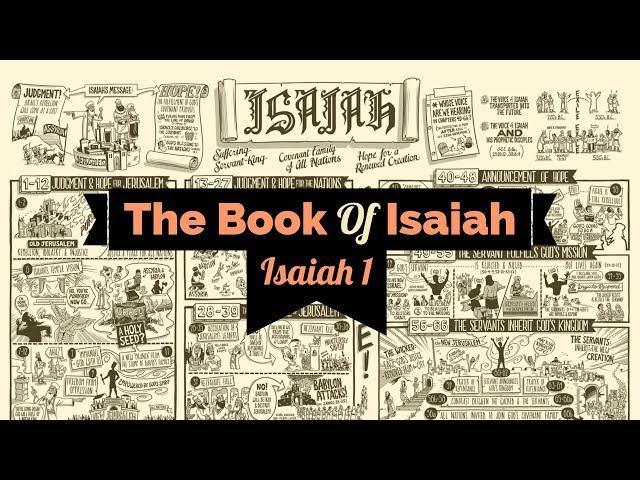 Isaiah Chapter 1 - Pastor Adam Blackstock
