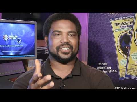 Ravens Cash Fantasy with Jonathan Ogden - Top 5 Prizes Countdown