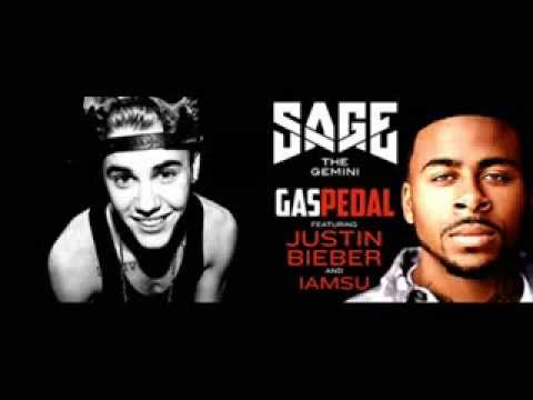 Sage The Gemini Gas Pedal (feat Justin Bieber IamSu) [Remix] lyrics