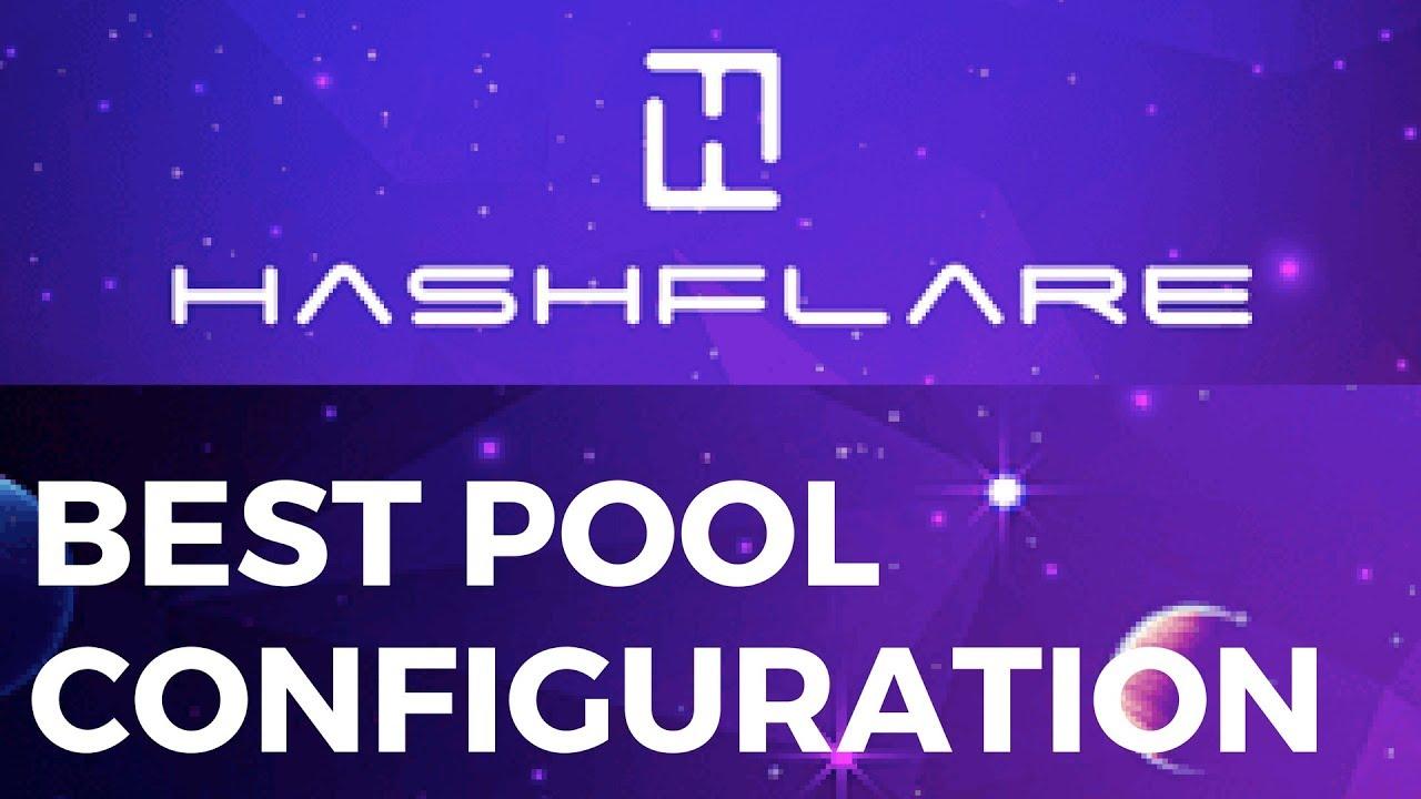 Hashflare Pools