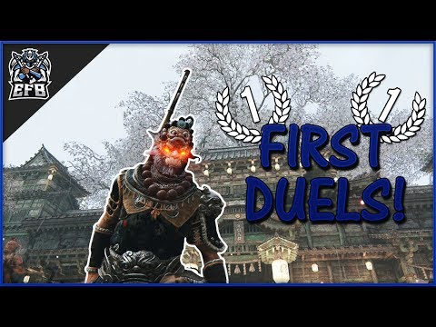 For Honor - FIRST SHAOLIN DUELS!   Slowly Becoming a GOD