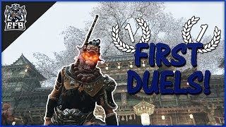 For Honor - FIRST SHAOLIN DUELS! | Slowly Becoming a GOD