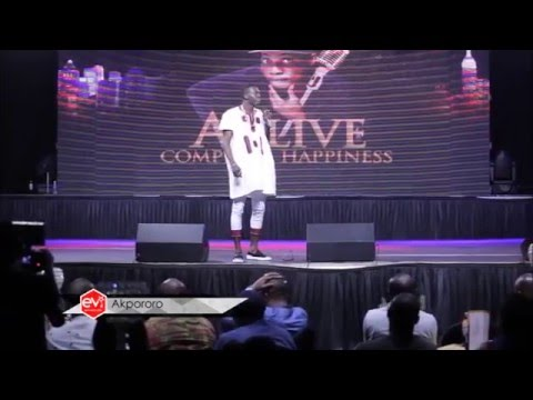 Video (stand-up): AY Live Port Harcourt Performances (I Go Dye, Akpororo, Gordons & more)