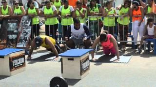 Saúde: Festival de Atividades Físicas aconteceu neste domingo (24/05), em Goiana