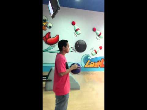 Bowling in Saudi