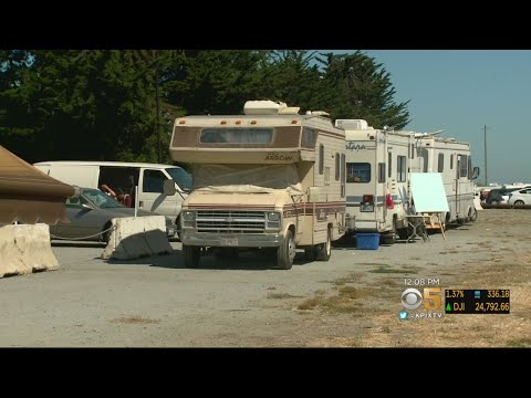 Berkeley RV Dwellers Take Stand Against Newest City Eviction Attempt