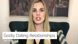 Godly Dating (Godly Relationships) | Dating Advice For Single Christians