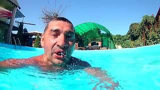Видео обзор отеля VIP Town в посёлке городского типа Лазурное 2020 год