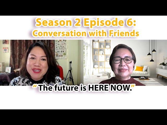 Season 2 Ep 6 Conversation with Marie Castaneda