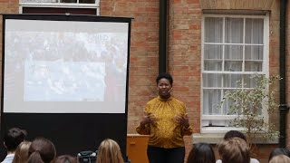 End Child Sacrifice Campaign -The Art & Writing Challenge | Gladys Kyotungire | TEDxDurhamUniversity