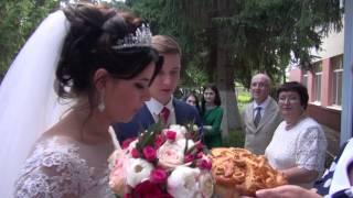 Город Альметьевск. Свадьба Рустама и Алсу. Бал-Май