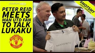 Is Lukaku overrated? | Man On The Street | Astro SuperSport