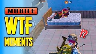 PUBG Mobile FUNNY And WTF Moments #6