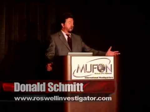 Roswell UFO Crash by Donald Schmitt