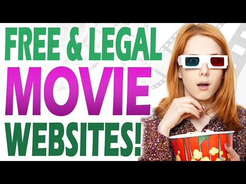 10 Free & Legal Movie Streaming Websites!