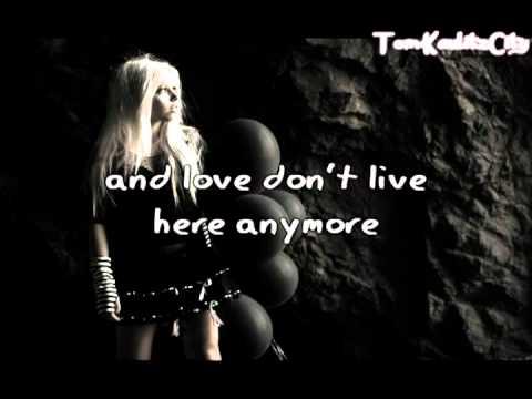 Love is dead - Kerli (KARAOKE)