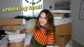 HUGE PR PACKAGE UNBOXING HAUL| Summer Mckeen