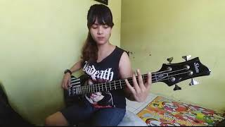 Video Cewek cantik main bass music metal download MP3, 3GP, MP4, WEBM, AVI, FLV Agustus 2018