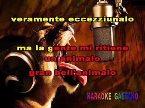 Diego Abatantuono Ecceziunale veramente  Karaoke