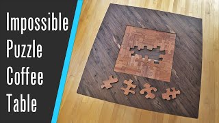 impossible puzzle coffee table - Ugly4 Jigsaw Puzzle