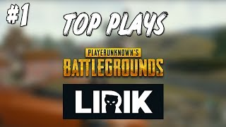 Playerunknown's Battlegrounds - Lirik - Top Plays #1 thumbnail
