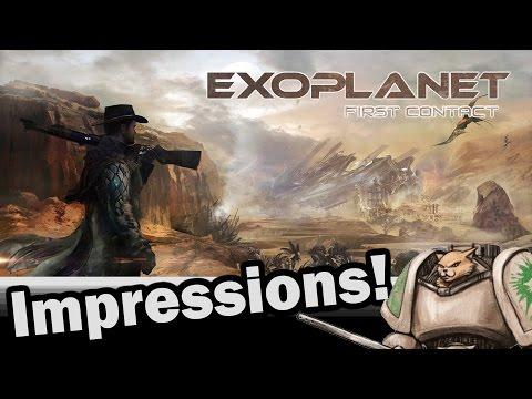 Exoplanet Impressions #1 - Weekly Indie Newcomer