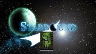 Guide: Sector X first armor/aegisalt - Starbound Beta